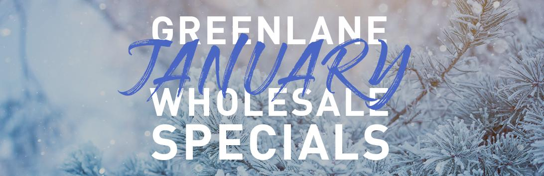 Greenlane September Wholesale Specials